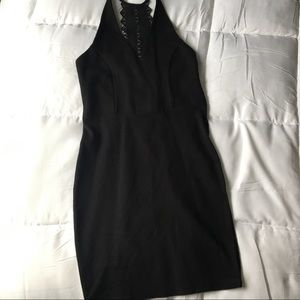 Lulus Black Bodycon Dress
